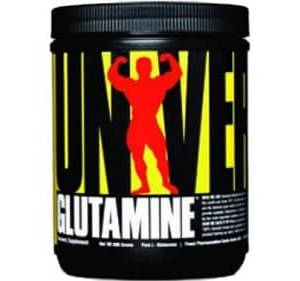 glutamine powder 300g universal nutrition glutammina pura micronizzata