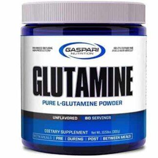 glutammina pura gaspari ideale per recuperare meglio stimolando anche il gh naturale