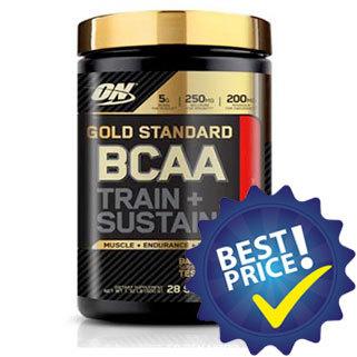 Gold Standard BCAA 266g Optimum Nutrition