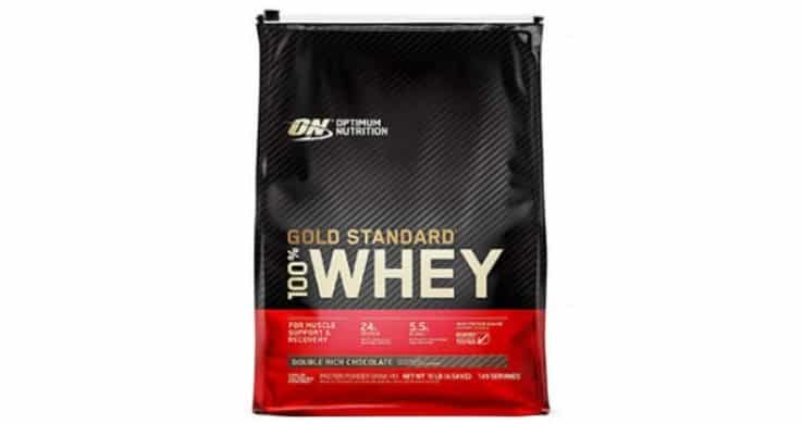 Gold Standard Whey 4,5kg Optimum Nutrition
