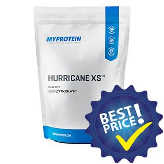 Hurricane XS 2,5kg Myprotein