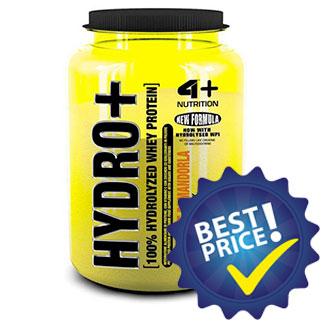 Hydro+ 900gr 4+ Nutrition