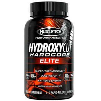 hydroxycut hardcore elite dimagrante brucia grassi ad azione rapida