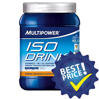 Iso Drink 735g Multipower