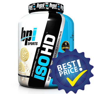 Iso-HD 2,27 Kg BPI Sports