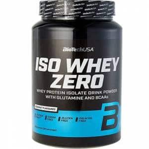 Iso Whey Zero 908gr Bio Tech USA