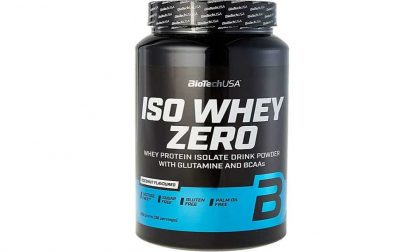 Iso Whey Zero 908gr Bio Tech USA