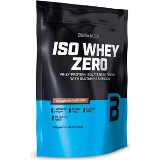Iso Whey Zero 500g Bio Tech USA