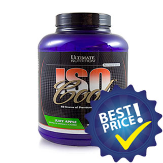 iso cool 2,2kg ultimate nutrition