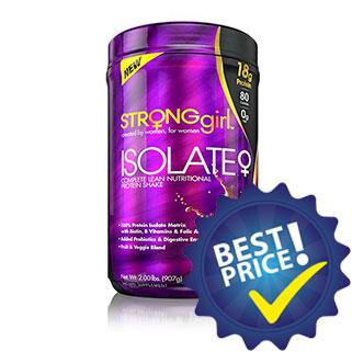 Isolate 907gr Strong Girl