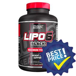 lipo 6 black termogenico dimagrante tra i migliori sul mercato