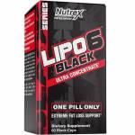 lipo-6 black uc ultra concentrate brucia grassi demolitore di adipe e inibitore appetito