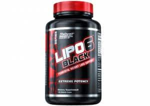 lipo6 black brucia grassi super potente per scolpire il tuo corpo in poche settimane