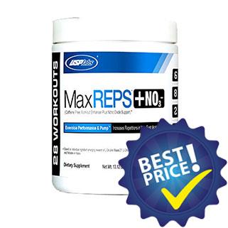 MaxReps No3 372g USP Labs