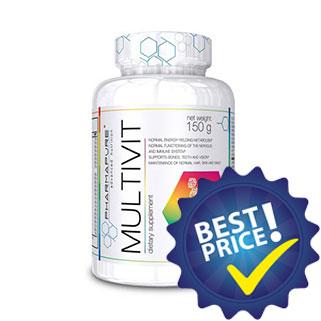 Multivit 120cps PharmaPure