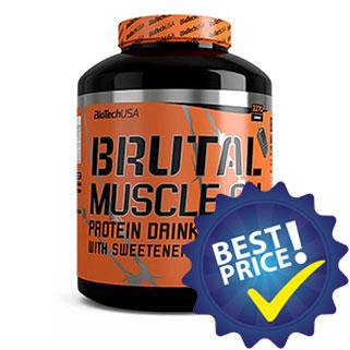 Muscle ON 2,27kg Brutal Nutrition