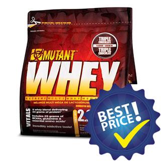 Mutant Whey 2,27 kg Mutant