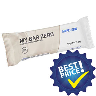 My Bar Zero 65g Myprotein