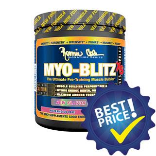 Myo-Blitz XS 240 gr Ronnie Coleman Series