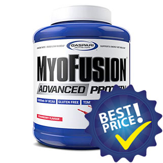 Myofusion Advanced Protein 1,8 kg Gaspari Nutrition