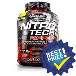 Nitro Tech Ripped 1810g Muscletech