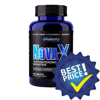nova-x 60cps gaspari nutrition