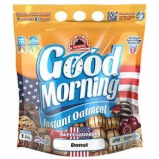 oatmeal 1,5kg good morning avena proteica ottima per colazione dal gusto eccezionale