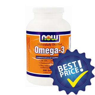 omea 3 500cps now foods