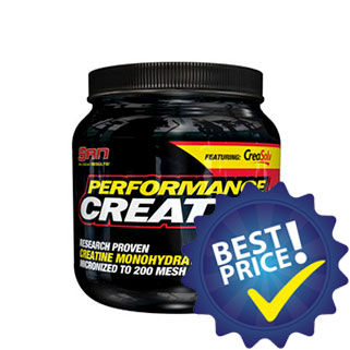 Performance Creatine 600g san nutrition