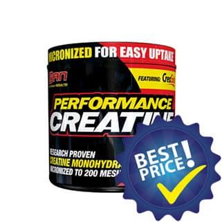 performance creatine san nutrition integratore di creatina monoidrato micronizzata ottimo come aiuto ergogenico