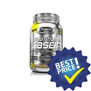 platinum casein 100 816g muscletech