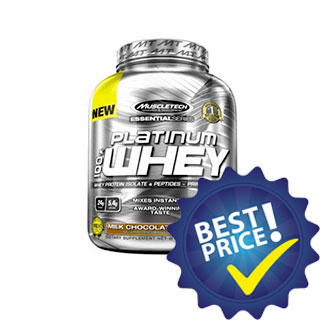 platinum whey isolate 100 2,27kg muscletech