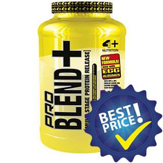Pro Blend+ 2kg 4+ Nutrition