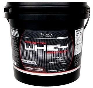 prostar whey blend siero proteico della ultimate nutrition