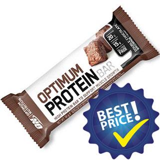 Optimum Protein Bar 60g Optimum Nutrition