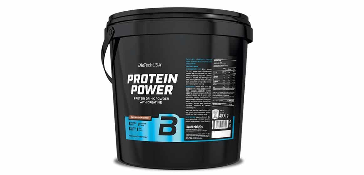 Protein Power 4kg Bio Tech USA