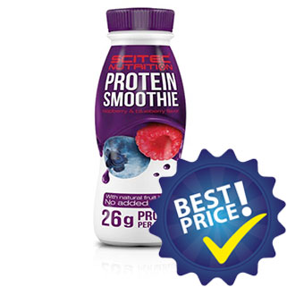Protein Smoothie 330 ml Scitec Nutrition
