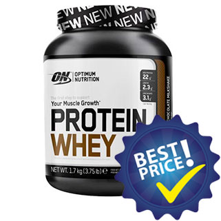 Protein Whey 1,7kg Optimum Nutrition