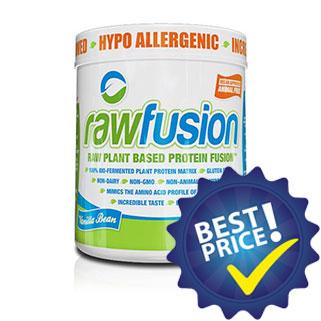 Rawfusion 900 gr San Nutrition