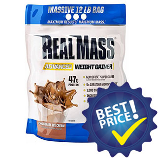 Real Mass Advanced 5450g Gaspari Nutrition