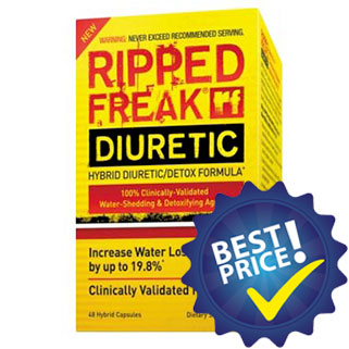Ripped Freak Diuretic 48cps Pharma Freak