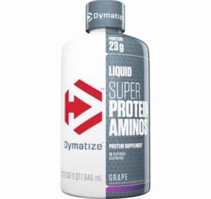 super amino liquid dymatize amminoacidi liquidi a rapido assorbimento