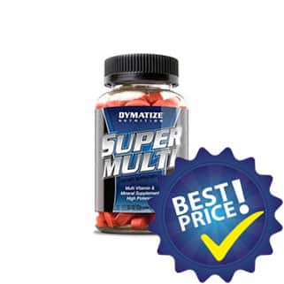 super multi vitamin 120cps dymatize