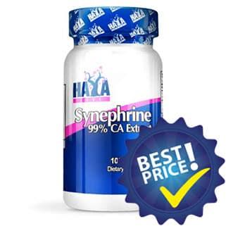 Synephrine 20mg 100cps Haya Labs