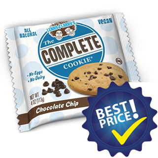 The Complete Cookie 113g Lenny & Larry's