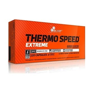 thermo speed extreme 120cps olimp nutrition termogenico brucia grassi