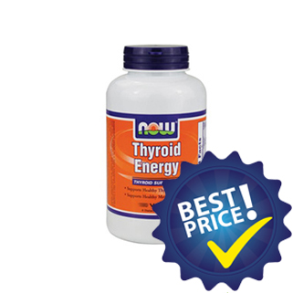 thyroid energy 90cps now foods