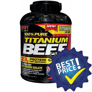 Titanium Beef Supreme 1,8kg San Nutrition