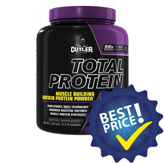 Total Protein 2,27 Kg Cutler Nutrition