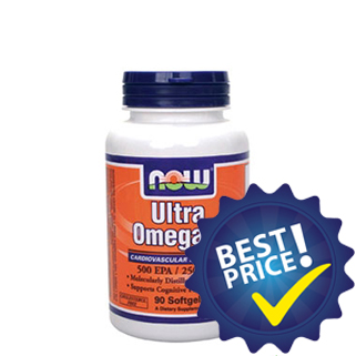 ultra omega 3 180cps molli now foods